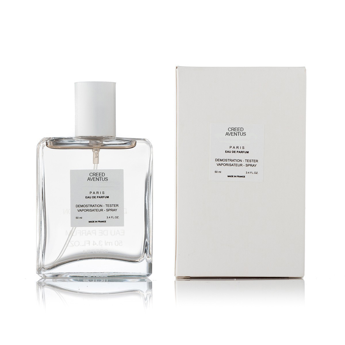 Creed Aventus for men - White Tester 50ml