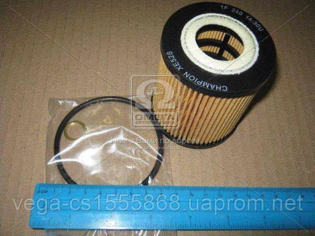 Масляный фильтр Champion COF100528E на Opel Omega / Опель Омега