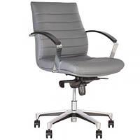 Крісло для керівника IRIS (ІРИС) STEEL LB CHROME LE, фото 1