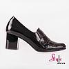 Модельные женские туфли на кирпичике