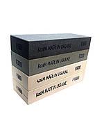 Точильные бруски KosiM для ручной заточки 150*25*55мм (F150/320/600/1000)  Набор 4шт