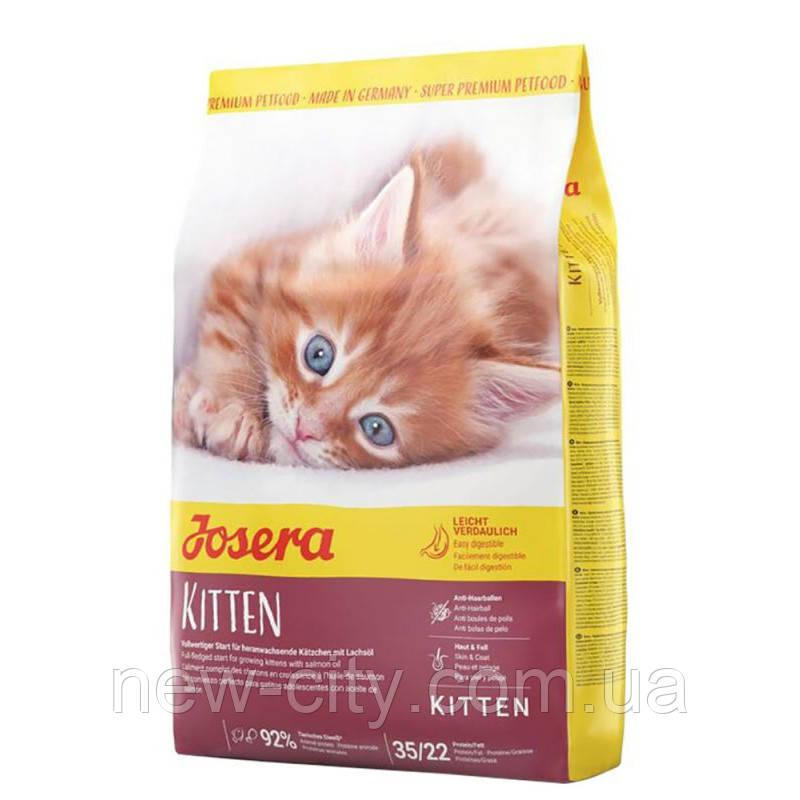 Josera KITTEN корм для котят 10кг