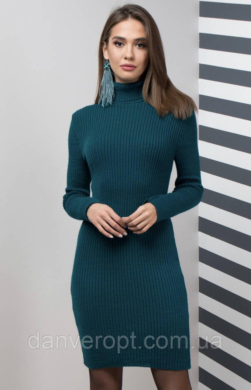 Платье женское молодежное стильное размер оверсайз 42-48 купить оптом со склада 7км Одесса