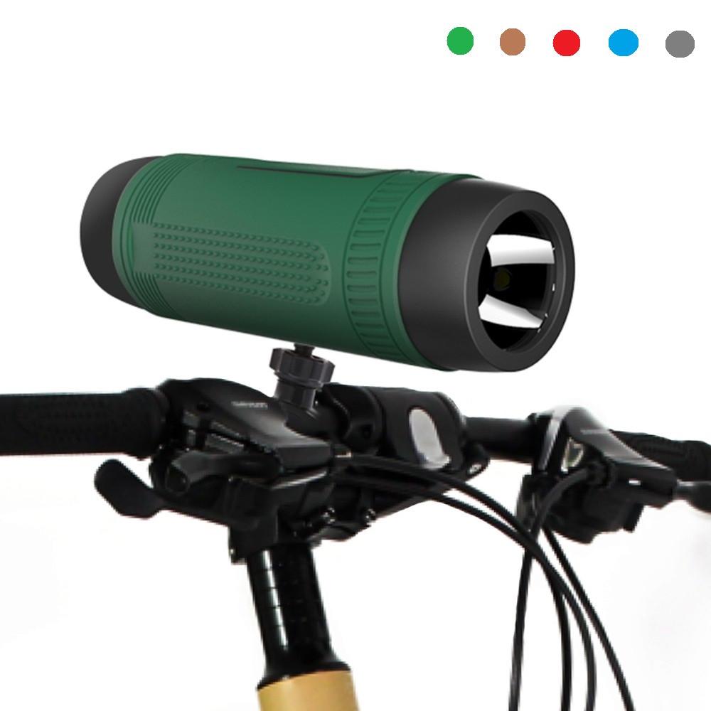 Беспроводная велосипедная bluetooth колонка Zealot S1 42 часа музыки