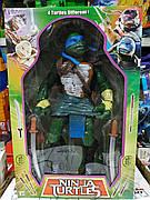 Игровая фигурка Черепашка Ниндзя Леонардо (большая) / Черепашки Ниндзя Ninja Turtles Leonardo (9253) 30см
