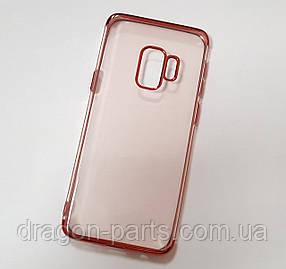 Яркий чехол для Samsung Galaxy S9 G960 красный