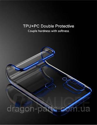 Яркий чехол для Samsung Galaxy S9 plus синий, фото 2