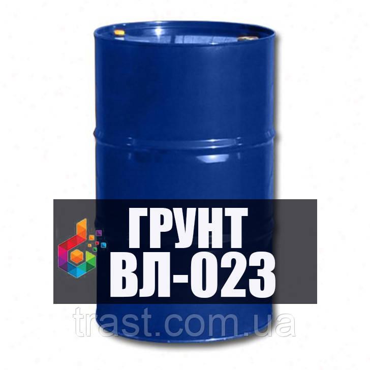 Грунт ВЛ-023 по черным и цветным металлам