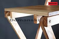 Стул для балкона. Для кофейни. Стул для визажиста складной. Барный складной высокий стул.