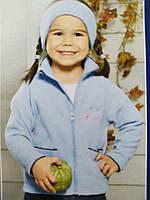 Флиска-толстовка с повязкой 86-116 рост Lupilu 2 в 1, фото 1