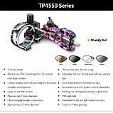 """Приціл для блочного лука TP4550 чорний (5 пінів, 0.019"""", підсвітка), фото 2"""