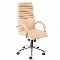 Кресло для руководителя GALAXY (ГЕЛАКСИ) STEEL CHROME SP, LE, фото 1
