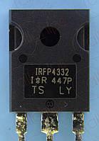MOSFET N-канал 250В 57А 29мОм IR IRFP4332 TO247