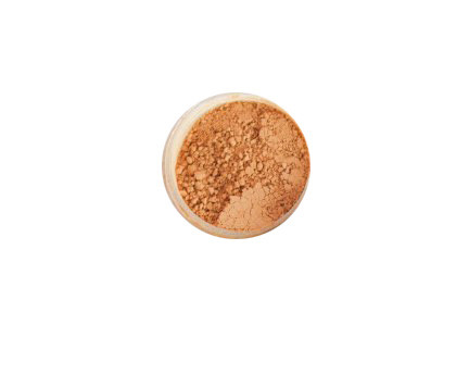 """Пудра-основа минеральная рассыпчатая """"Средний персик"""" 10мл"""