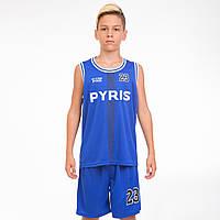 Форма баскетбольная подростковая NBA PYRIS 23 BA-0837-2, фото 1