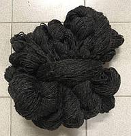 Пряжа чорная