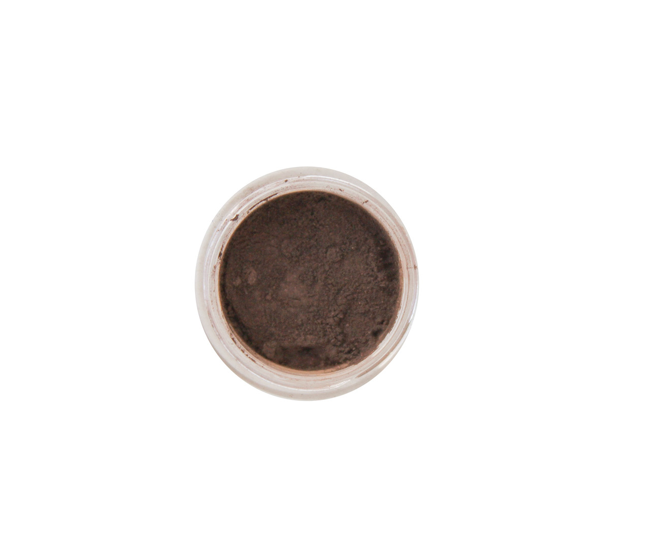Минеральные тени  Швейцарский шоколад(46 тон) 5 мл