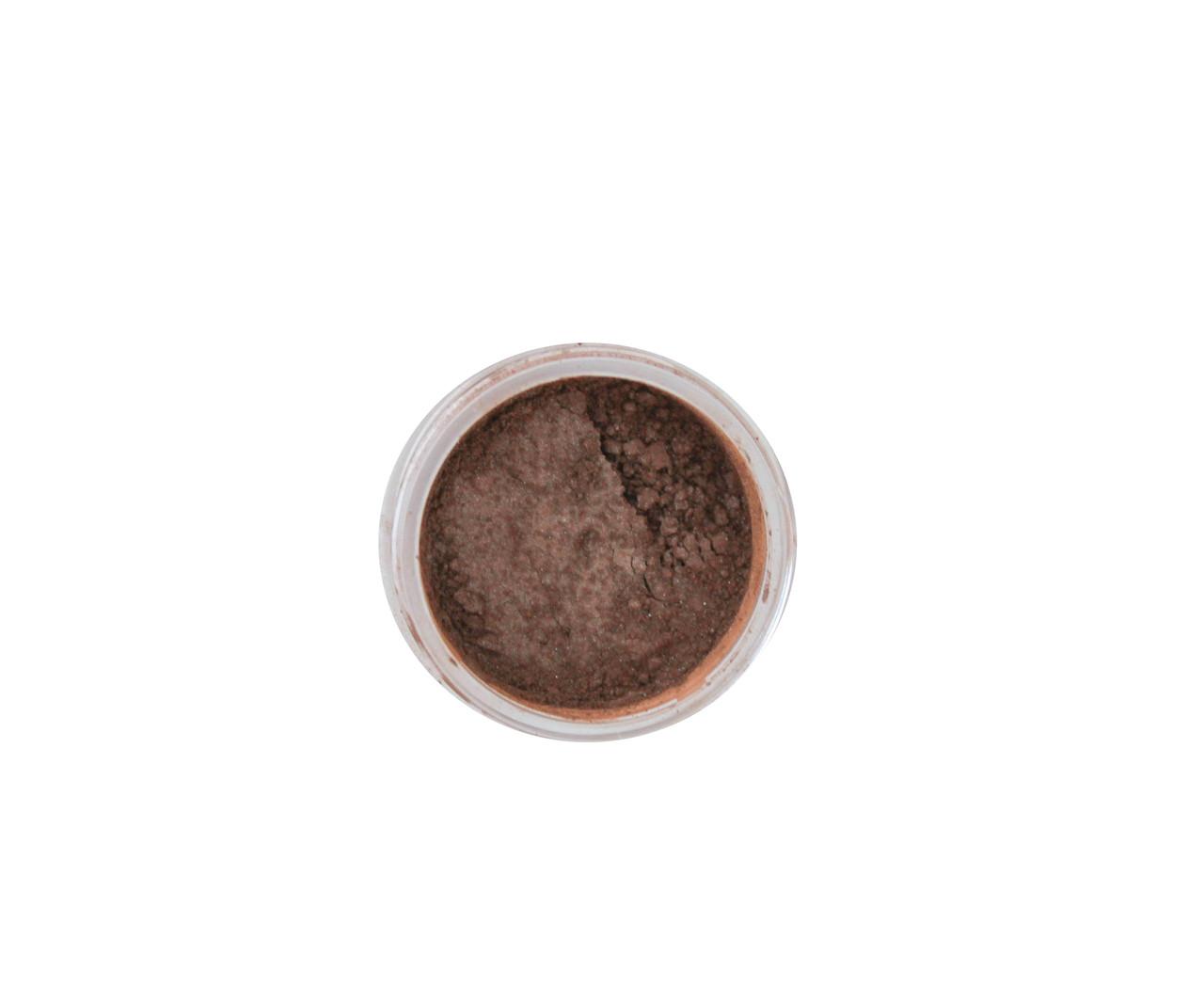 Минеральные тени  Кофейное зерно(тон 36) 5 мл