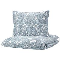 IKEA JATTEVALLMO Комплект постельного белья 200x200/50x60 см (303.996.92)
