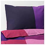 IKEA BRUNKRISSLA Комплект постельного белья 150x200/50x60 см (504.402.66), фото 3