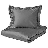 IKEA LUKTJASMIN Комплект постельного белья 200x200/50x60 см (404.425.34)