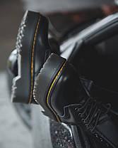 Ботинки Dr.Marte** Classic (Черные)  Натуральная Кожа и Мех Женские, фото 3