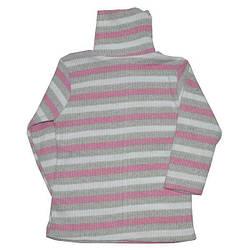 Гольф тёплый, ангора,полосатый, унисекс, 1-4 лет, (4 шт.в уп.)