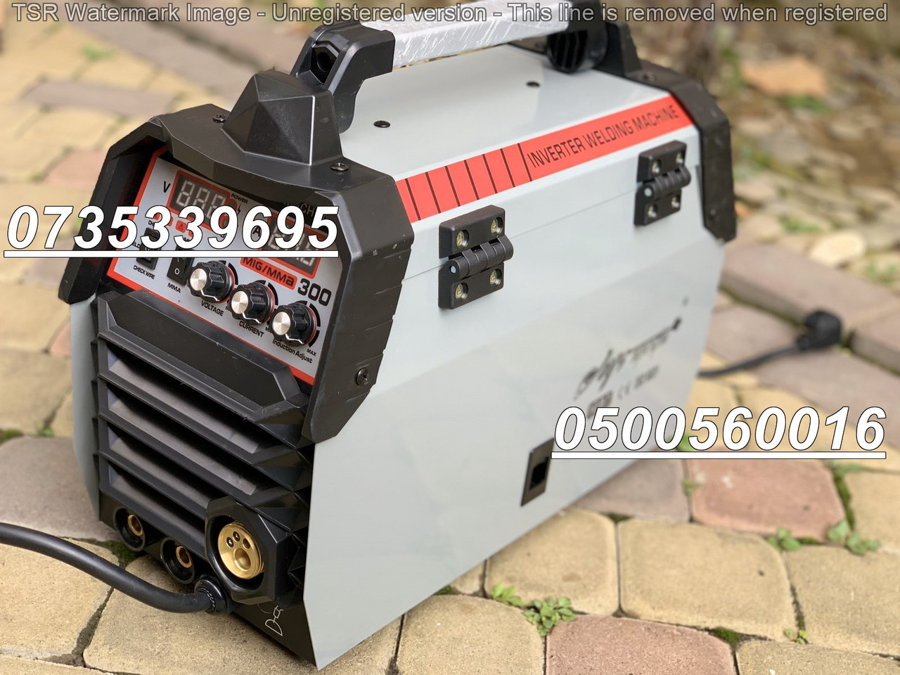 Сварочный полуавтомат Луч Профи MIG/MMA-300