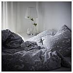 IKEA JATTEVALLMO Комплект постельного белья 150x200/50x60 см (704.061.48), фото 3
