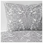 IKEA JATTEVALLMO Комплект постельного белья 150x200/50x60 см (704.061.48), фото 4