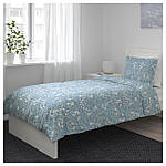 IKEA JATTEVALLMO Комплект постельного белья 150x200/50x60 см (503.997.09), фото 5