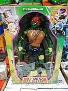 Игровая фигурка Черепашка Ниндзя Рафаэль (большая) / Черепашки Ниндзя Ninja Turtles Raphael (9253) 30см