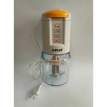 Кухонный измельчитель A-PLUS EC-1546 300W мини комбайн, чоппер