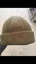 Армійська зимова шапка, для мисливця і рибалки, утеплена - 40с на флісі, виробництво Україна