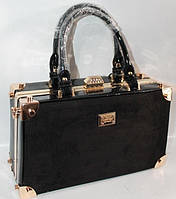 Женская лакированная сумка 917 Black Сумки женские лакированные. Купить выгодно