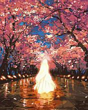 Картина по Номерам 40x50 см. Вечернее сияние Rainbow Art