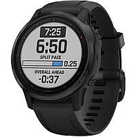 Спортивные часы Garmin Fenix 6S Pro Black, фото 1