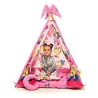 Вигвам детский игровая палатка миньон, фото 1
