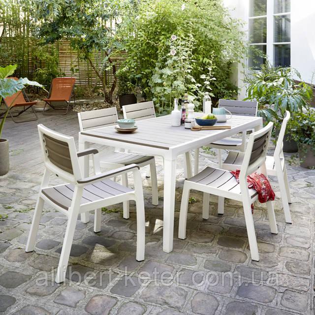 Набор садовой мебели Harmony 6-Seat Dining Set ( Allibert by Keter )