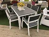 Набор садовой мебели Harmony 6-Seat Dining Set ( Allibert by Keter ), фото 3