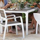 Набор садовой мебели Harmony 6-Seat Dining Set ( Allibert by Keter ), фото 5