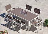 Набор садовой мебели Harmony 6-Seat Dining Set ( Allibert by Keter ), фото 7