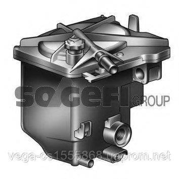 Топливный фильтр Purflux FCS710 на Ford Fusion / Форд Фьюжн