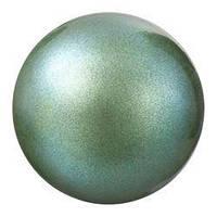 Жемчуг Preciosa (Чехия) Pearlescent 12 мм, Pearlescent Green