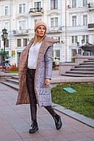 Женское двухстороннее пальто