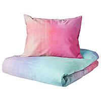IKEA PIPSTAKRA Комплект постельного белья 200x200/50x60 см (804.389.31), фото 1
