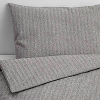 IKEA STRANDPRYL Комплект постельного белья 150x200/50x60 см (804.484.21), фото 1