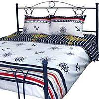 """Комплект постельного белья  Руно™ """"Морской"""" 175х215см, фото 1"""