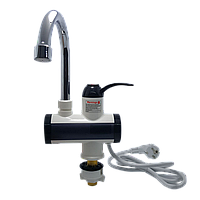 Водонагреватель воды Water Faucet RX-006 с LCD экраном с нижним подключением