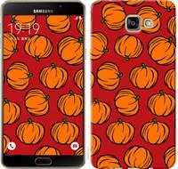 "Чехол на Samsung Galaxy A9 Pro Тыквы ""4554u-724-25032"""